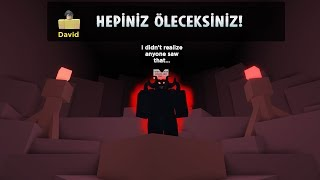 BAD THINGS CHE HAPPEN A US WHILE SIAMO IN BED AT MY FRIEND's HOUSE! - Roblox