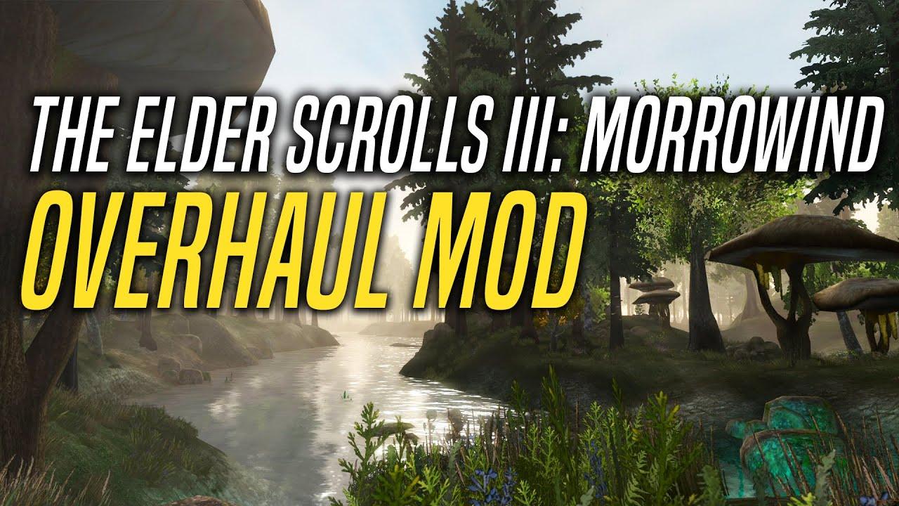 how to get morrowind overhaul 3.0