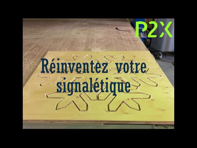 P2X-Découpe numérique