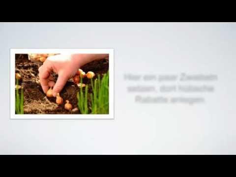 Gartengestaltung 5 schritte f r einen perfekten garten for Gartengestaltung youtube