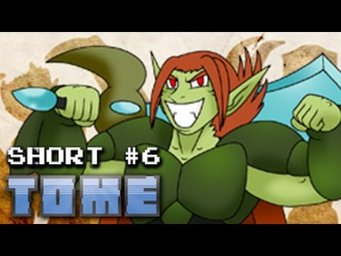 TOME Short #6: The Legend of Nylocke by Chris Niosi