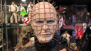 HCG - Hellraiser Pinhead Lifesize Bust Review