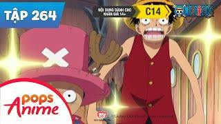 One Piece Tập 264 - Chiến Dịch Đổ Bộ Lên Đảo! Nhóm Mũ Rơm Hành Động! - Phim Hoạt Hình