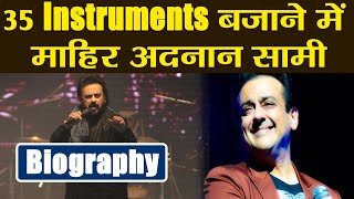 Adnan Sami Biography: Who plays 35 instruments, Unknown facts from his Life | FilmiBeat