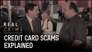 Shoulder Surfing: Credit Card Scams Explained | Fraud Squad TV | Real Crime
