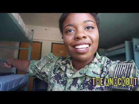 A- School Barracks Tour