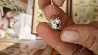 видео Детские серебряные кулоны (подвески)
