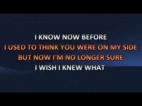 Rod Stewart - Baby Jane (Video karaoke)
