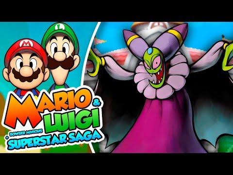 Una voz.. ¡EXPLOSIVA! -  #01 - Mario & Luigi Superstar Saga + Secuaces de Bowser (3DS) DSimphony