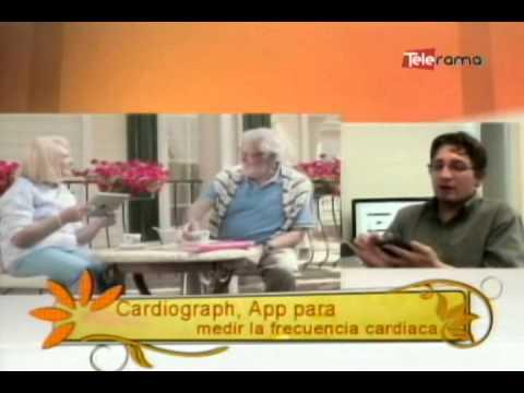 Cardiograph: App Para Medir La Frecuencia Cardiaca