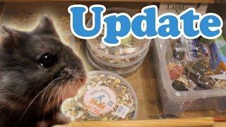 Hamster Zubehör Update