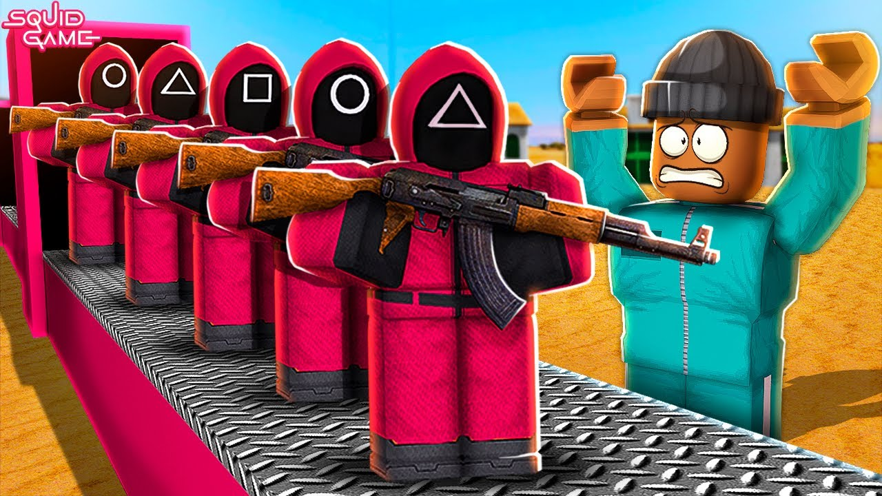ROBLOX SQUID GAME TYCOON...
