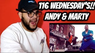 Andy Mineo - Paisano's Wylin' ft. Marty of Social Club *116 WEDNESDAY* (REACTION) JAYVISIONS