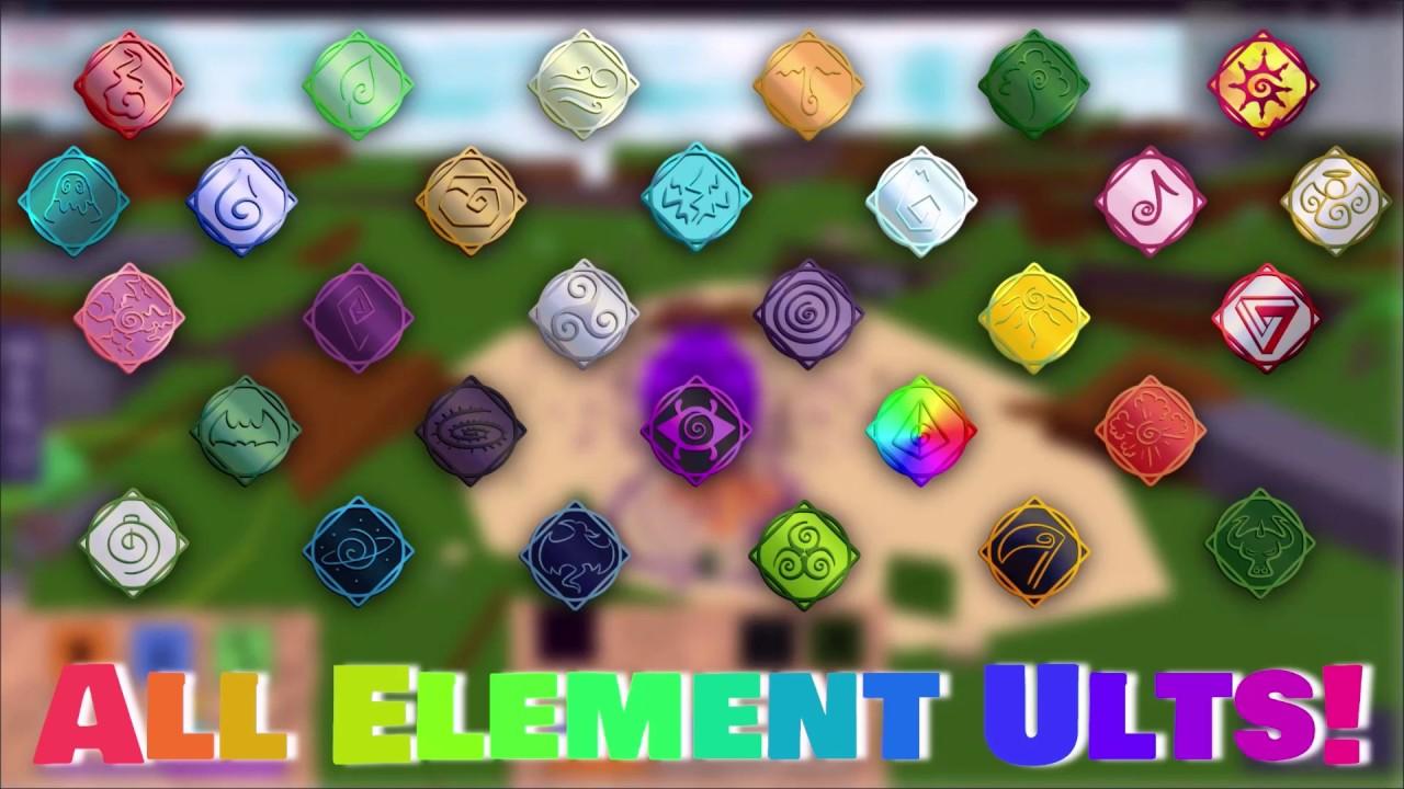Roblox Elemental Battlegrounds Event Free Elements By Itsbear