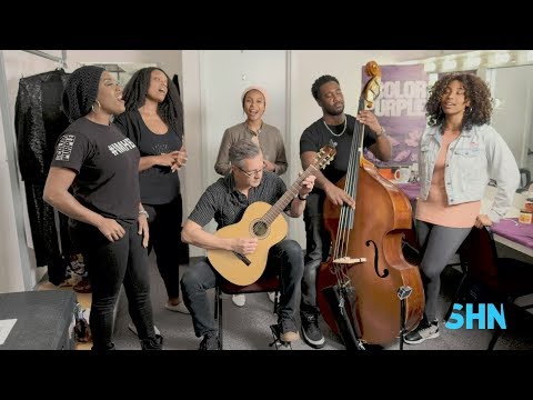 """""""The Color Purple"""" Acoustic Performance 