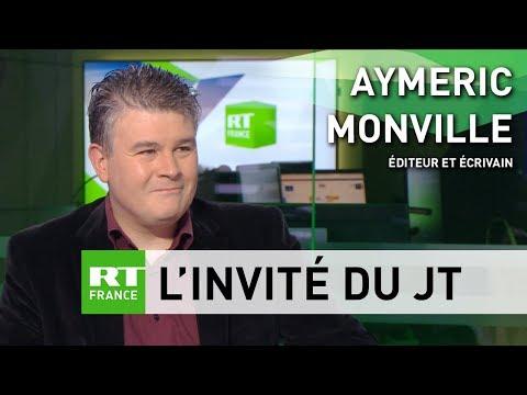 Aymeric Monville : «Macron Mène Une Politique De Deux Poids Deux Mesures»