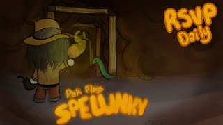 "Spelunky RSVP Daily 11/25/2015 - ""meet Patsy"""