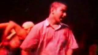 DIRTY EDGE - Walk Together Rock Together @Poster Cafe Jakarta 1997
