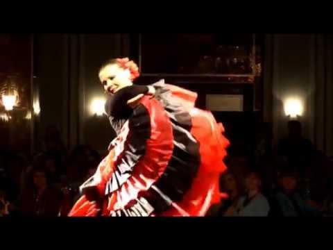 Spanischer Tanz in Leipzig mit Katarina Berezovskaia & Uli Singer - Clip by Amazone Media