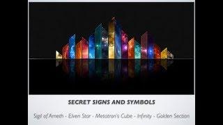 SECRET SIGNS AND SYMBOLS
