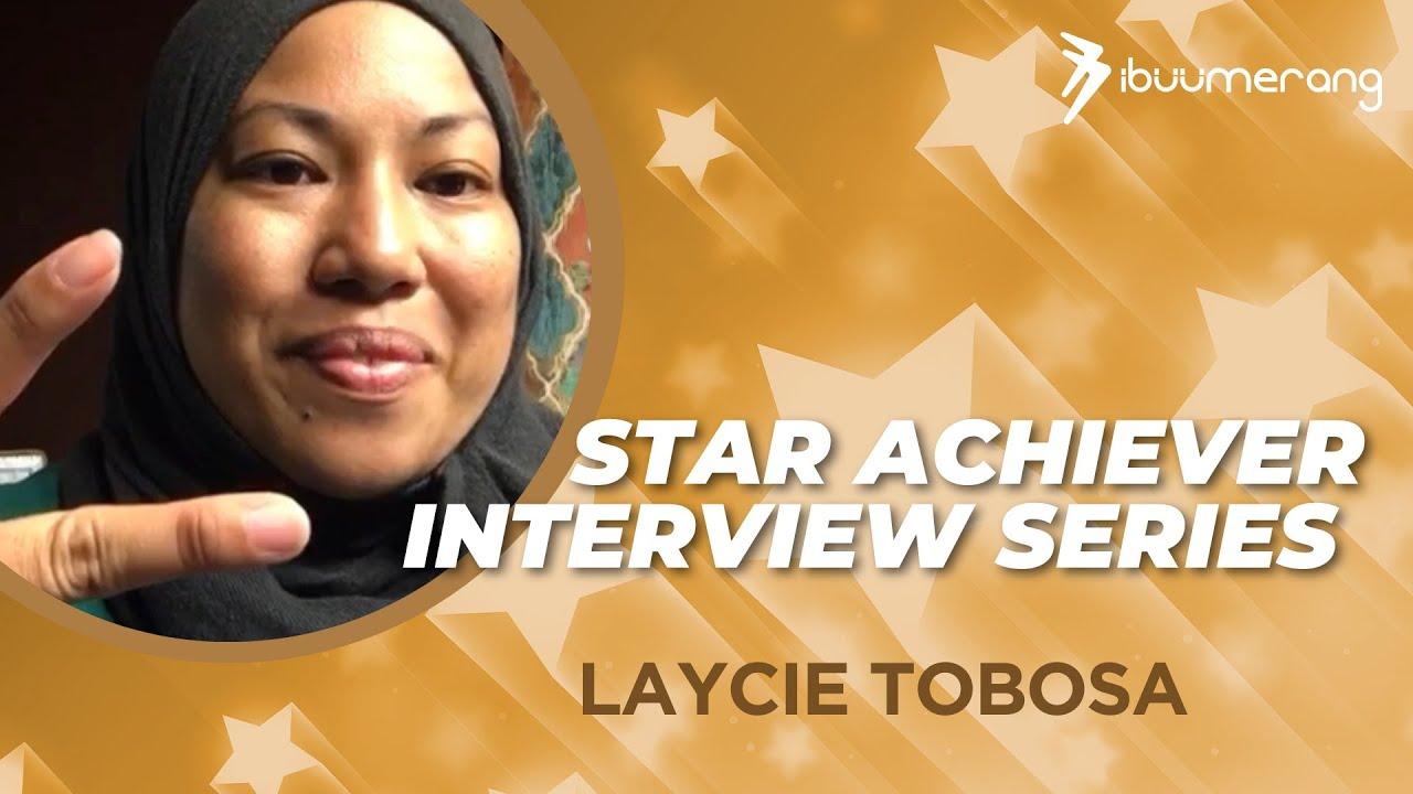 Star Achiever Interview Series— Laycie Tobosa