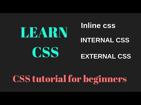 CSS Tutorial for beginners (part-1)|  Web Development  | Bangla Tutorial | Crazy Python Lover thumbnail