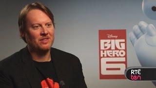 Big Hero 6 Director Don Hall
