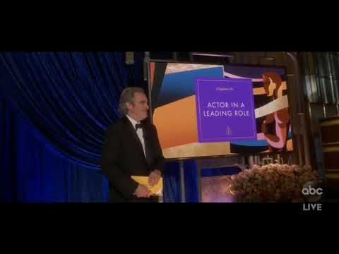 OSCARS 21 - ANTHONY HOPKINS WINS THE BEST ACTOR - THE FATHER