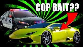COPS OPINION ON SUPERCARS!! (Stolen Lamborghini Huracan Story)