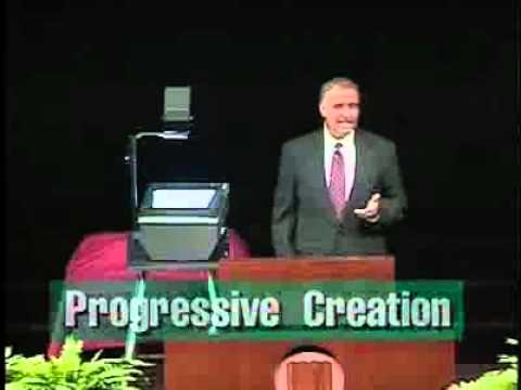 Gary Parker - From Evolution to Creation (1 of 4)