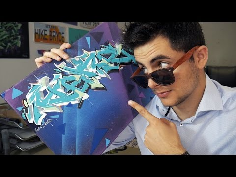 Graffiti Collaboration with HIM! | 10