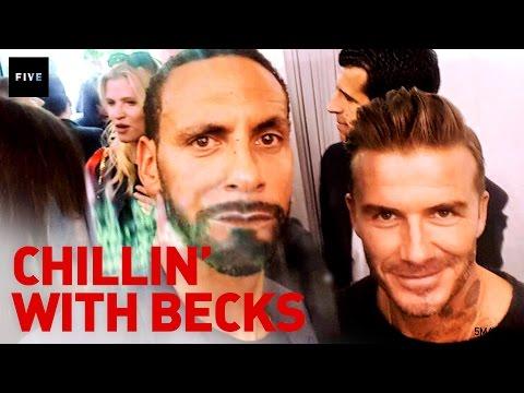 CHILLIN' WITH BECKS - Vlog 7 | #RioInParis