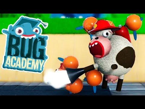 КОМАРЫ-ХУДОЖНИКИ ► Bug Academy #3
