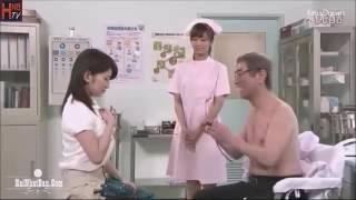 hài bựa nhật bản - bác sĩ biến thái