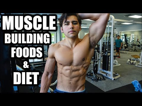 Muscle Building Foods You Need To Get Before School Starts