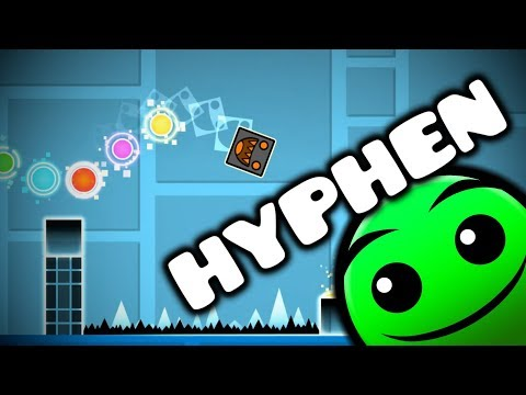 Geometry Dash- Hyphen (By Me)
