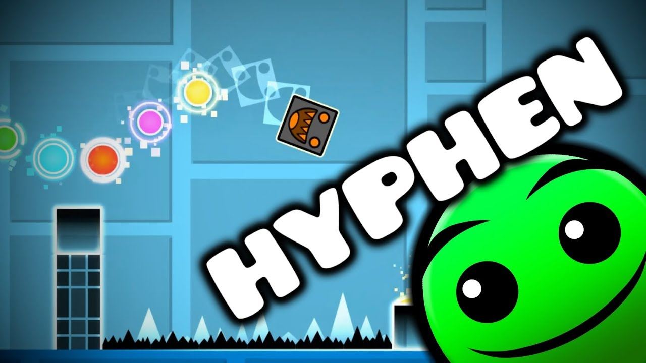 Download Geometry Dash- Hyphen (By Me)