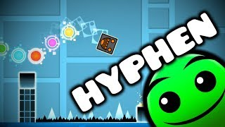 Geometry Dash- Hyphen (By Me) - 動画 15