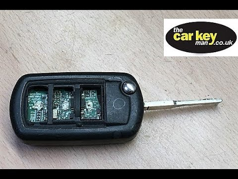FIX Landrover Discovery 3 Key HOW TO