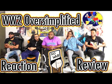 Download WW2 Oversimplified (Part 1) Reaction/Review