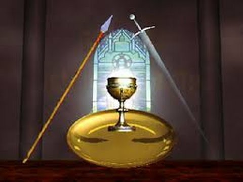 PARZIVAL: THE HOLY GRAIL: SOURCE OF LIFE