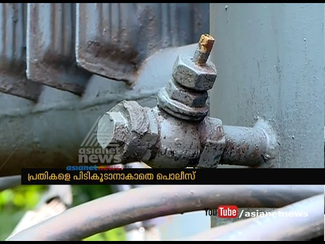 Police failed to catch the culprit behind Transformer oil theft case