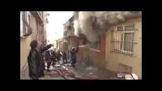 Beyoğlu'ndaki yangında can pazarı