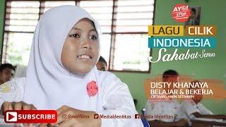 LAGU ANAK INDONESIA | DISTY KHANAYA | BELAJAR DAN BEKERJA