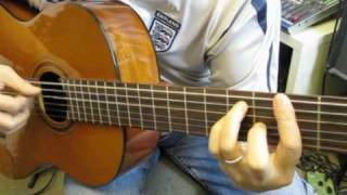 Repeat youtube video 謝安琪 年度之歌 Guitar backing re-arranged part
