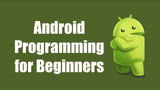 Introduction to Android Programming | Tutorial #1