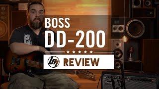 BOSS DD-200 Digital Delay Pedal | Better Music