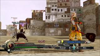Lightning Returns Final Fantasy XIII Defeat Noel Kreiss