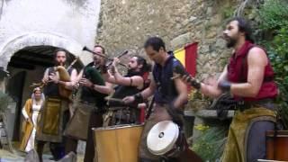 Tradition Provençale Fête du Drac 2011, à Mondragon (84)