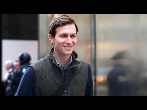 Gasparino: Jared Kushner said to be in charge of picking antitrust chief